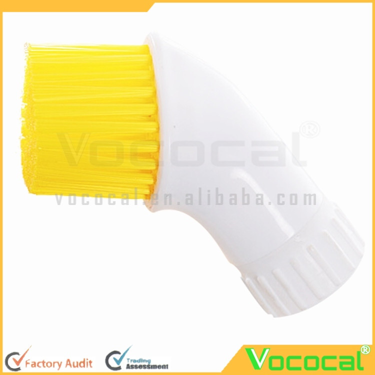 Portable Multi-functional Water Flooding Kitchen Bathroom Shoe Window Sliding Door Track Cleaning Brush