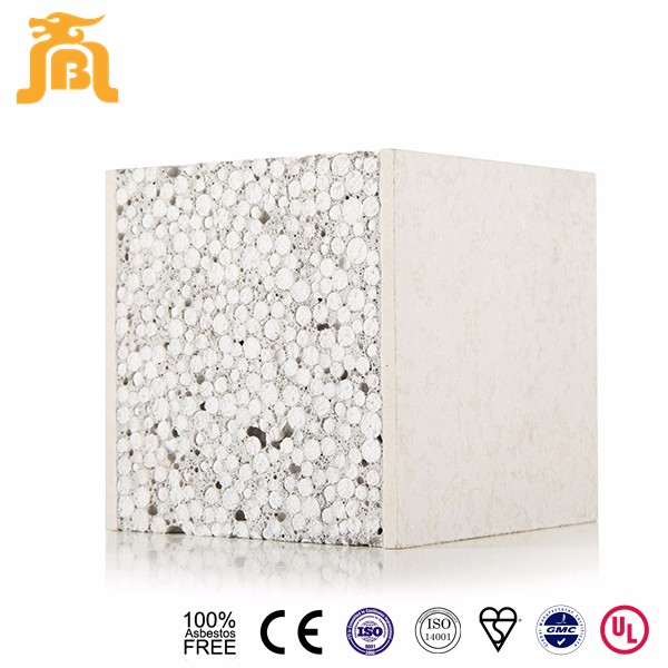 High Quality Durable Mildew Proof Sound Insulated Non Flammable EPS Sandwich Panels