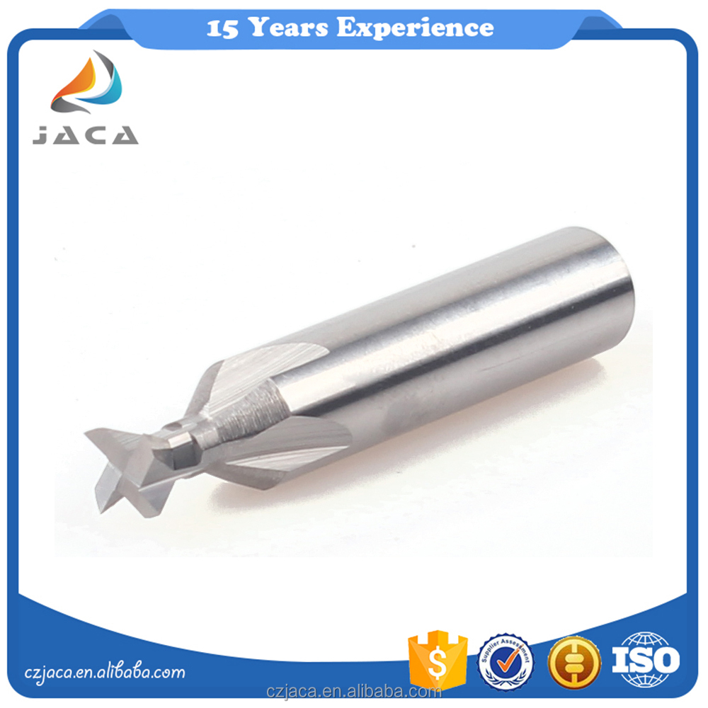 Popular carbide dovetail end mill cutters