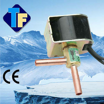 Toeflex Air Conditioner Solenoid Valve