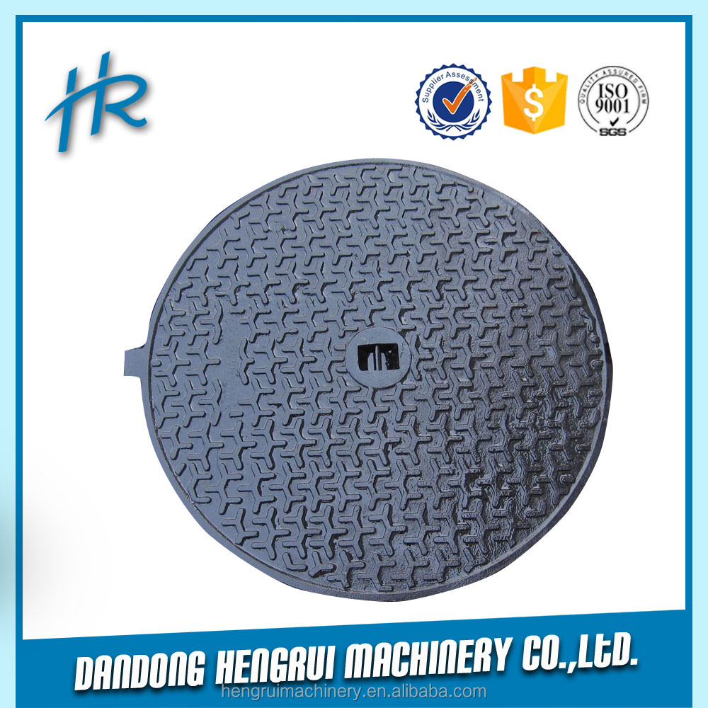 Top Quality Professional ISO9001 Manhole Covers Cast Iron 600MM
