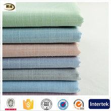 poly cotton yarn dyed cotton chambray fabric for pocket