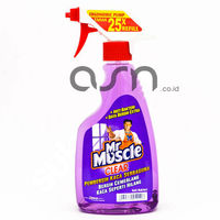 Mr Muscle Clear Glass & Surface Cleaner