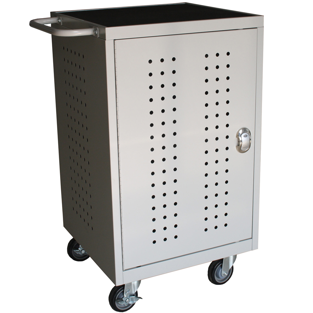 tablet mobile device storage and charging cart ul approved