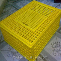 Large Plastic Chicken Cages