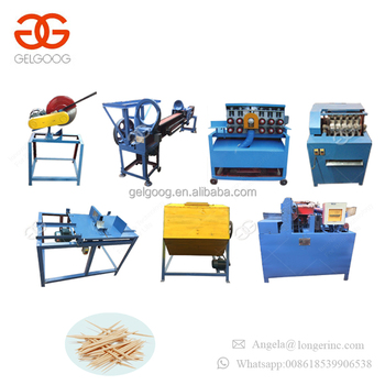 Factory Suppply Best Price Production Line Bamboo Toothpick Making Machine for Sale