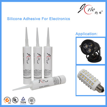 new anti-fungus silicone sealant for led
