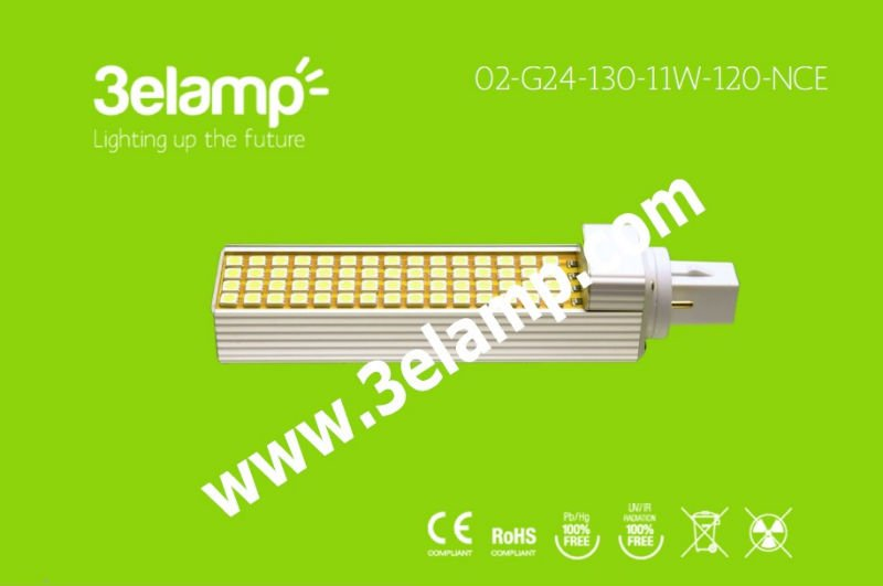 G24 LED lamp 11W - New Centry