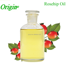 OEM/ODM Pure Organic Rosehip Oil Essential Rose Hip Seed Oil Carrier Oil Chile for Skin