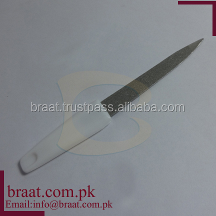 Printed Glass Nail File