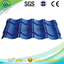 Color Coated Steel Glazed Tile Sheet for Roofing