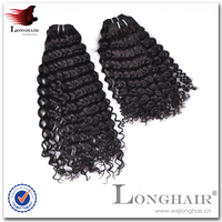 Wholesale Grade 8a Unprocessed Virgin Peruvian Hair Deep Curl Wave