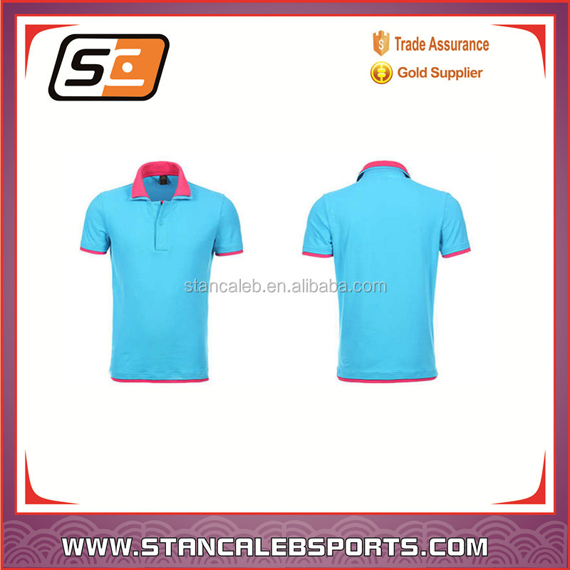 Stan Caleb fashion men polo t-shirt ,nylon polyester,sport tshirt Cricket jersey pattern