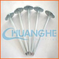 made in china 8g assembled roofing nail in linyi city