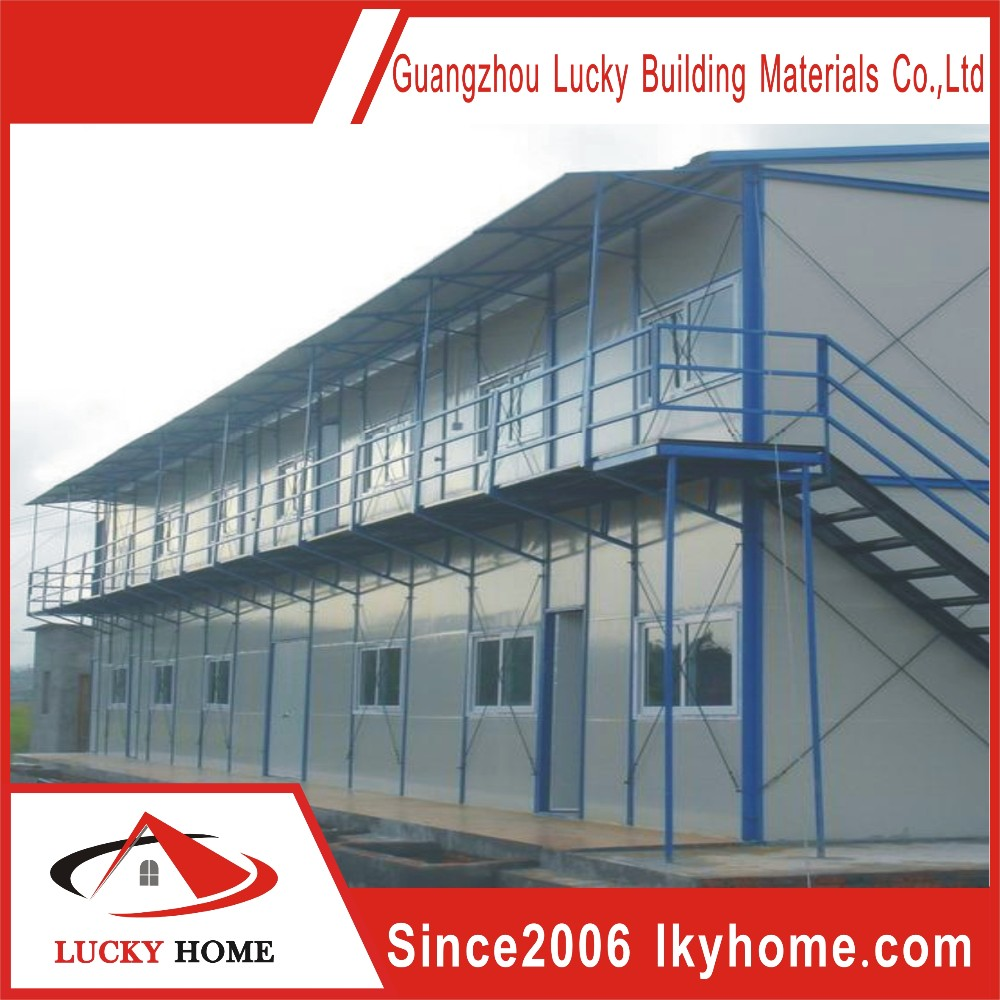 China Manufactured Eco friendly prefabricated home usa