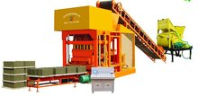 QTJ4-25 semi automatic price concrete block mchine beton machine
