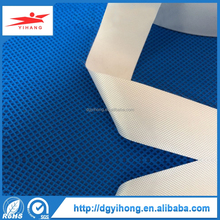 Fire refractory lining ceramic tape fabric and silicone rubber compound material used for flame resistance