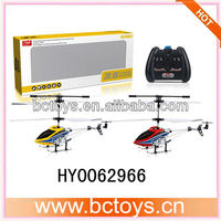 RC 3.5-channel metal series helicopter with light mini rc transmitter and receiver