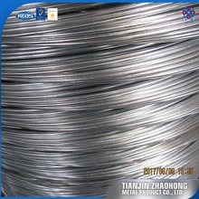 best quality rust protection bright surface galvanized cotton bale wire