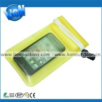 Phone Waterproof Case Bag, with Window for Camera