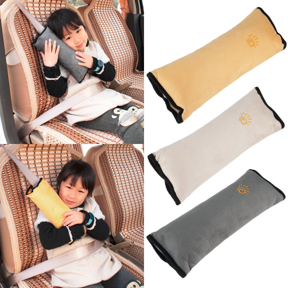 Baby Auto Pillow Car Safety Belt Protect Shoulder Pad adjust Vehicle Seat Belt Cushion for Kids Children hot Store