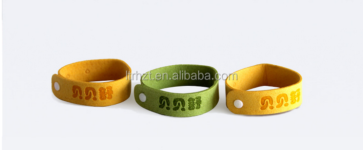 natural extract fly killing and mosquito killing bracelet