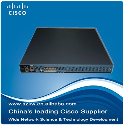 Cisco 5508 Wireless Controller Network Management Device Wireless Acess Point 25 AP WLAN Controller