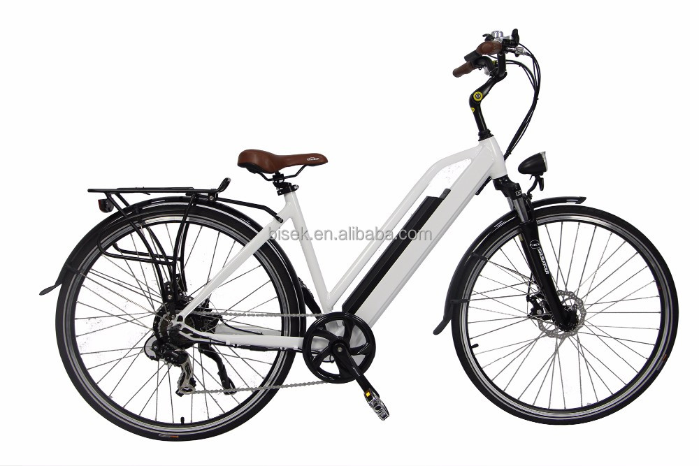 26inch city bike foldable electric bicycle for women