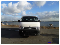 2015 TOYOTA HIACE GL 2.5L HIGH ROOF COMMUTER 15 SEATER DIESEL- KDH222L-LEMNYV