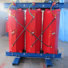200kva dry type casting resin step down transformer 600v to 415v