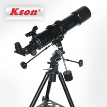 "professional optical refractor 3x Barlow 90600 professional 3.54"" astronomical telescope for beginner"