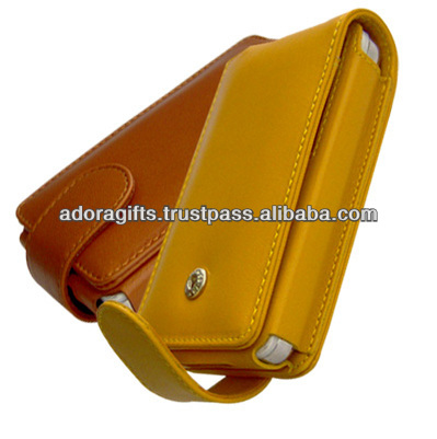 ADALMC - 0016 custom made cell phone case / mobile phone pu leather covers / fashion leather design mobile pouch