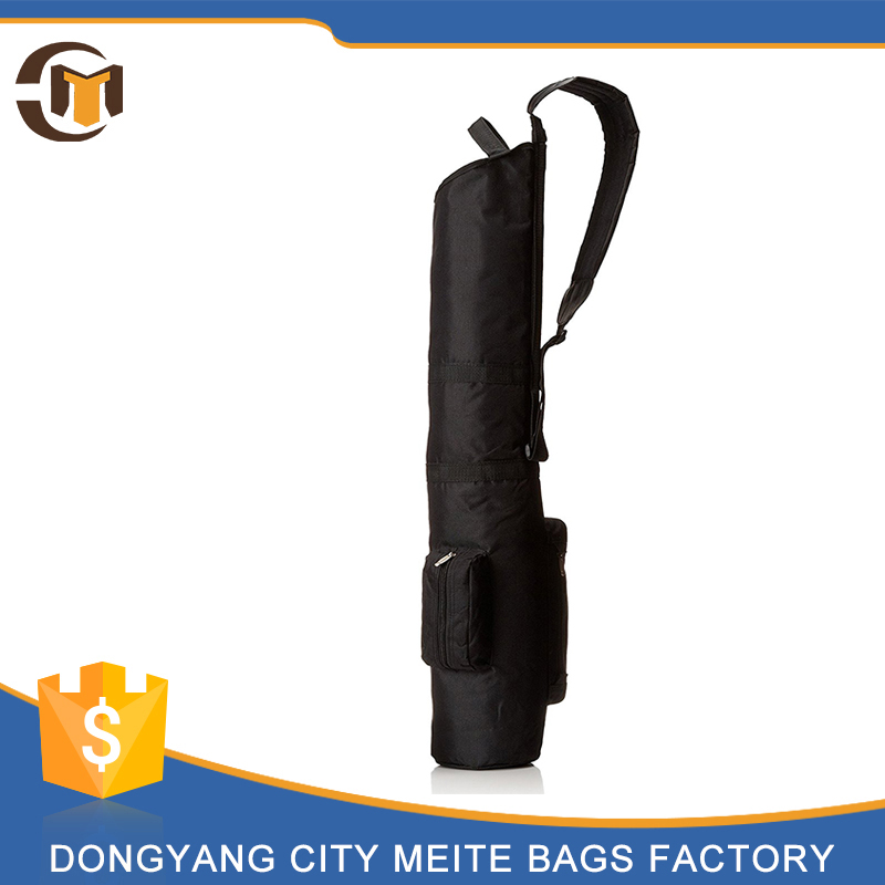 China manufacturer polyester design your own golf bag of