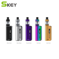 100% Genuine ecigarette 2017 SMOK OSUB Baby 80W e-cigarette kit e cig wholesale china with digital display