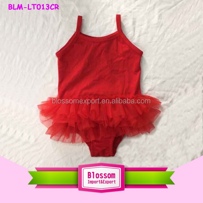 Kids Training Flutter Sleeve Dance Wear Leotard Girls Artistic Gymnastics Ballet Floral Leotards