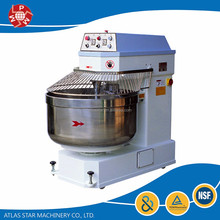 Bakery Electric Machines Bread Dough Mixers 75kg Spiral Mixer