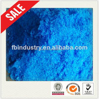 Hot sale Low price color of copper sulfate Factory offer directly