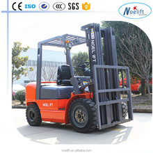 Solid Pneumatic Tire diesel forklift atuto transmission 2000 kg to 3500 kg lifting height 4.5 m side shift