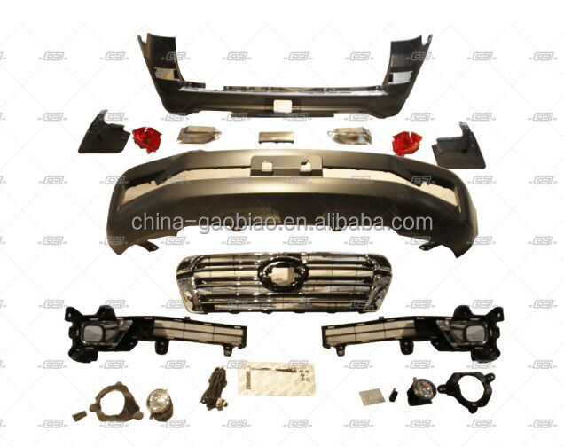 Hot sale old change new compact body kit for 2016 Land cruiser 200