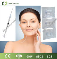 cosmetic dermal fillers injection hyaluronic acid rejuvenate skin