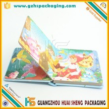 Low Cost Wholesale Coloring Hard Binding Cover Children English Education Book