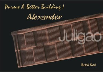 Spanish ceramic tiles/colorful corrugated roofing sheet