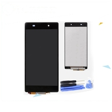spare parts for sony xperia z1 lcd,for sony ericsson w595 lcd display screen