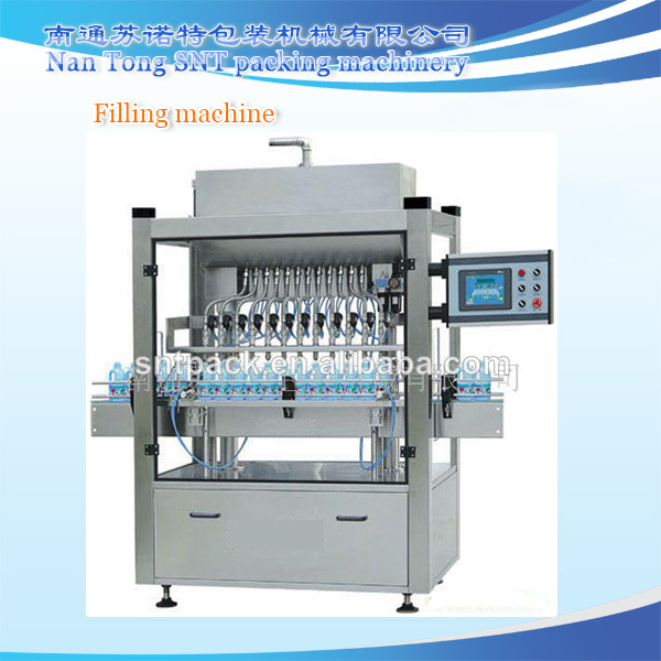380V 50HZ automatic filling capping machine for honey with high quality