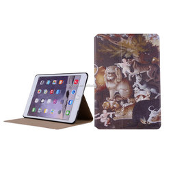 High quality tablet case for ipad mini , laptop case for ipad case, for pu leather ipad case