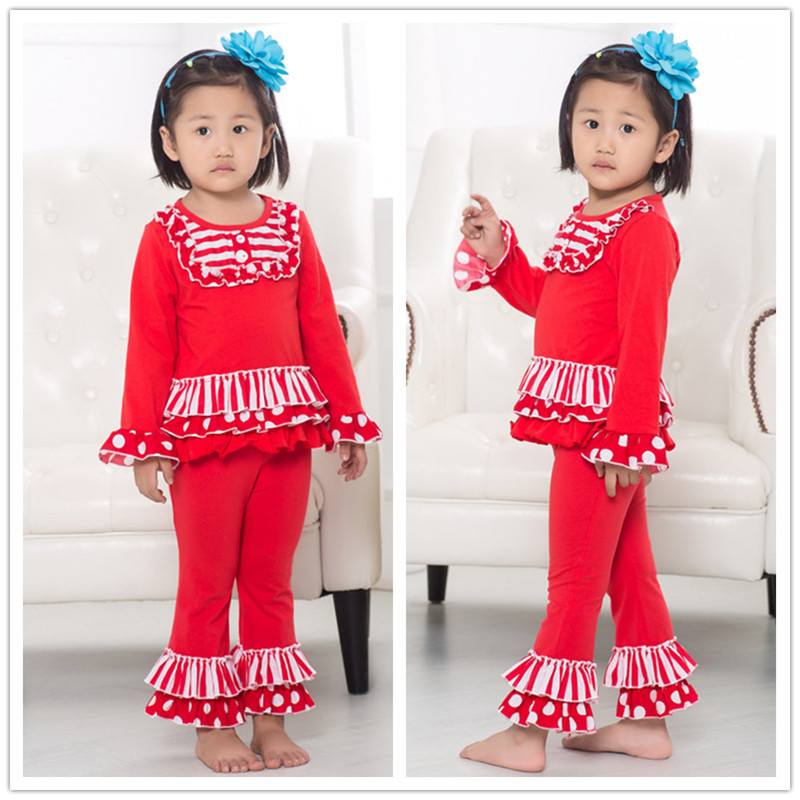 2016 wholesale cheap price wholesale bountique clothing sets in autumn from Kapu craft