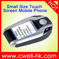 Mini Handphone Bluetooth FM Radio Memory Card Supported 2.2 inch touch screen mobile phone without camera