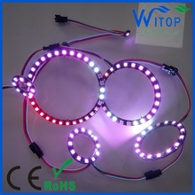 DC5V SK6812 WS2812B ws2812 full color RGB 5050 addressable programmable LED ring 32mm