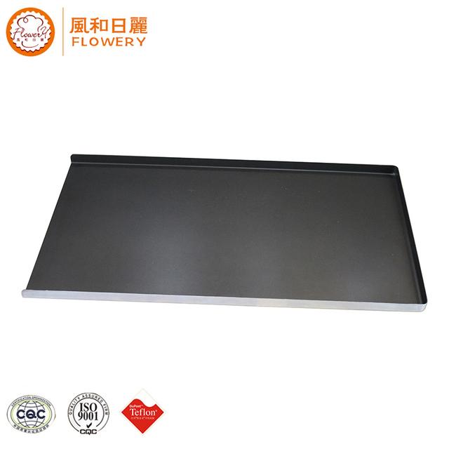 full size aluminum alloy sheet pan 600 x 400 baking trays