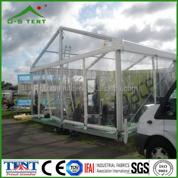 festival transparent clear wedding tent